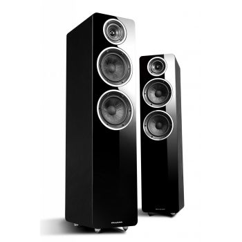 WHARFEDALE A2 Black Systems Wireless