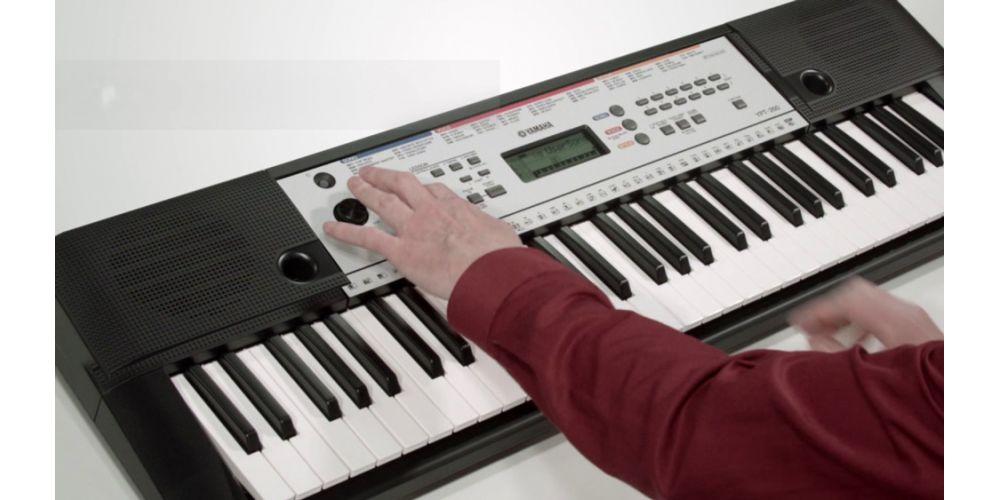 yamaha ypt260 teclado