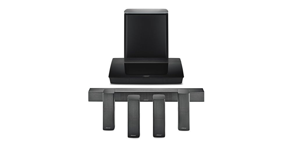 Bose Lifestyle 650 barra sonido