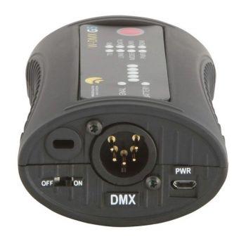 Showtec W-DMX MicroBox F-1 G5 Transceiver Transmisor-Receptor DMX 50175