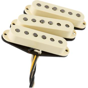 Fender Eric Johnson Stratocaster Pastillas Set de 3