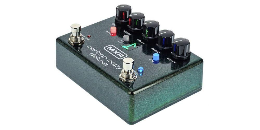 mxr m292 pedal guitarra carbon copy deluxe