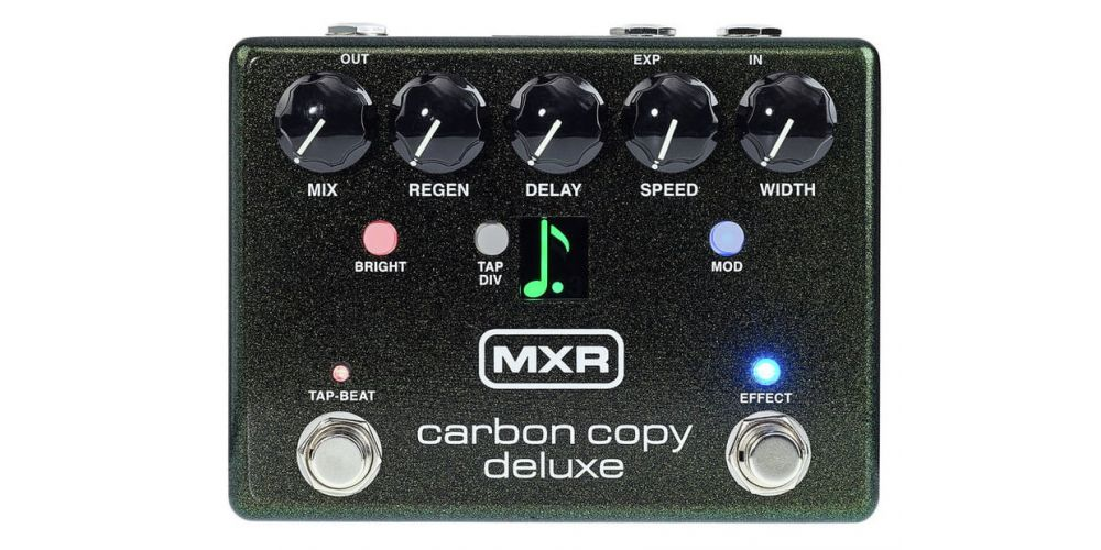 mxr m292 pedal guitarra