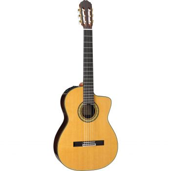 TAKAMINE TH5C Guitarra Hirade Clasica Electro-Acustica
