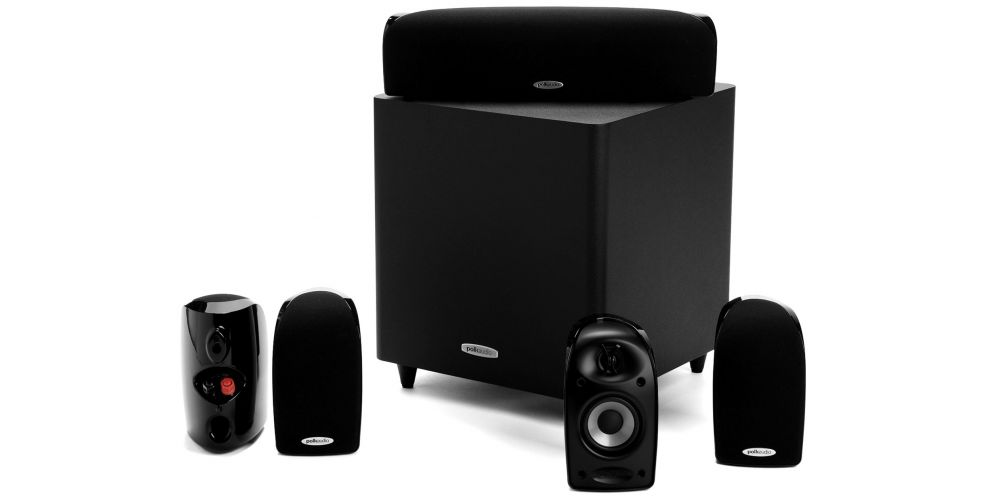 Polk TL1600 Conjunto Altavoces 5 1 home cinema