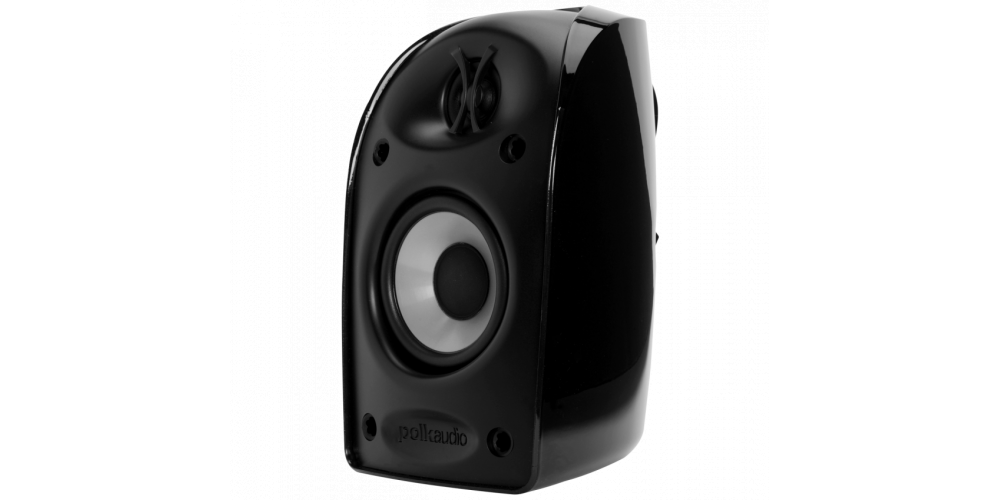 polk audio tl1 black 2 vias