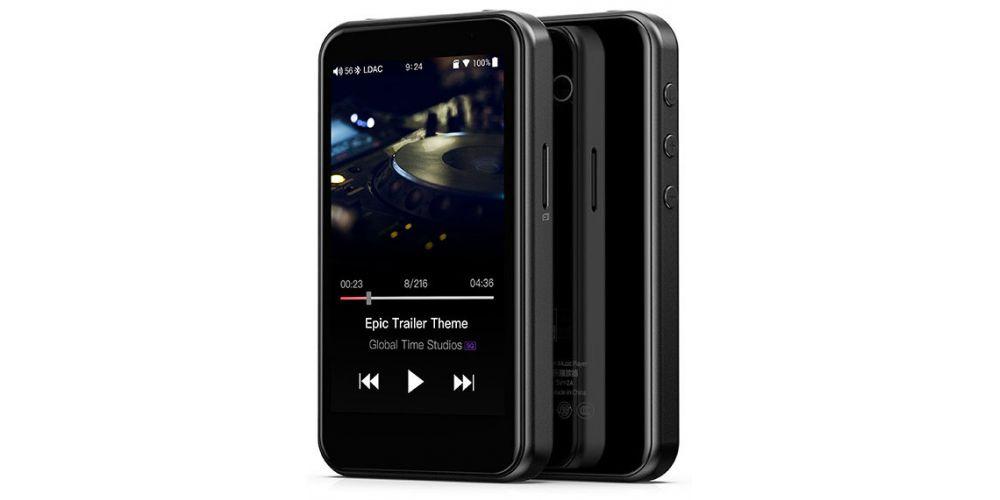 FIIO M6 BK Reproductor Hi Res con Wi Fi bluetooth  alta resolución