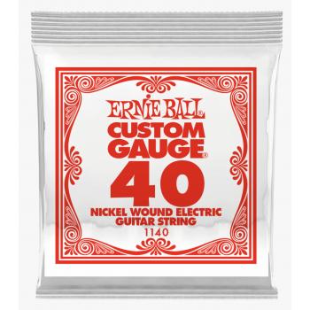 Ernie Ball 1140 Slinky Entorchada Cuerda Para Guitarra Electrica 040