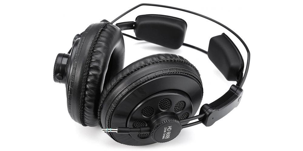 superlux hd668b auriculares