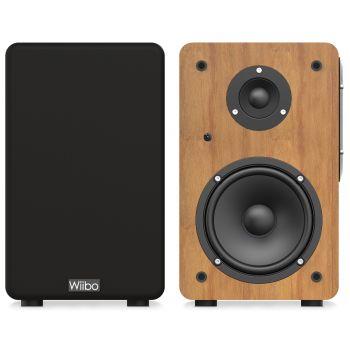 Wiibo Neo 100 Altavoces Estanteria Bluetooth HiFi Activos 100w Pareja ( REACONDICIONADO )