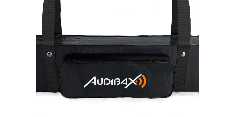 Audibax Ms Bag Bolsa Negro Microfono Comprar