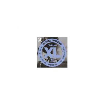 D Addario EXL116-3D - [11-52] Cuerdas para Guitarra eléctrica