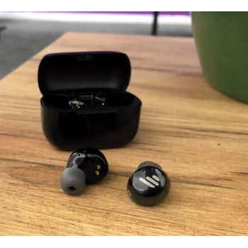 Edifier TWS1 BK Auriculares Bluetooth In Ear. Negros