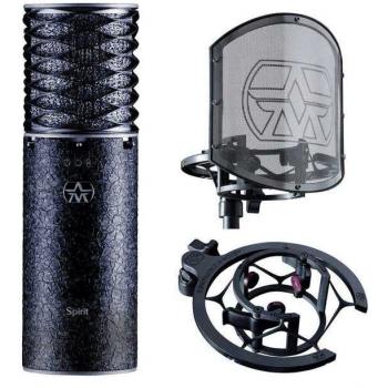 Aston ORIGIN Black Bundle Micrófono de Condensador
