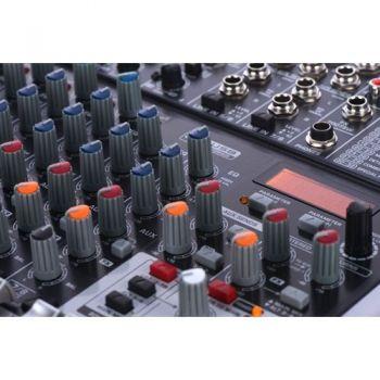 BEHRINGER QX1204USB XENYX Mezclador para Directo QX-1204 USB