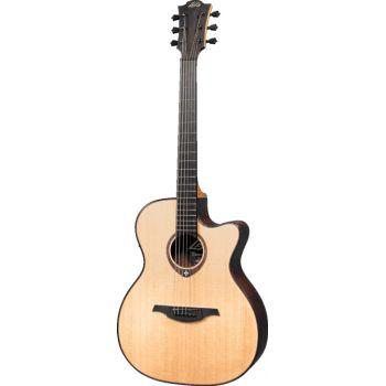 LAG T500ACE AUDITORIUM Guitarra Electro-Acústica SOLID SPRUCE