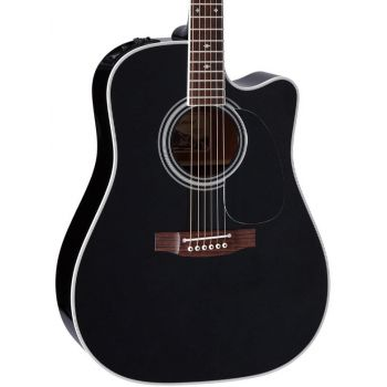 TAKAMINE EF341SC Guitarra Electro Acústica Bruce Springsteen & Bon Jovi, Serie Legacy