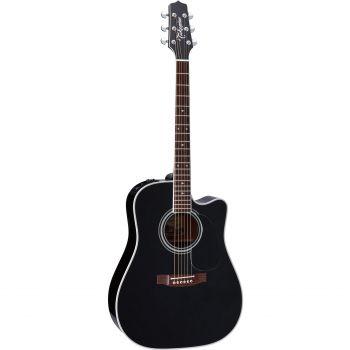 TAKAMINE EF341SC Guitarra Electro Acústica Dreadnought, Serie Legacy