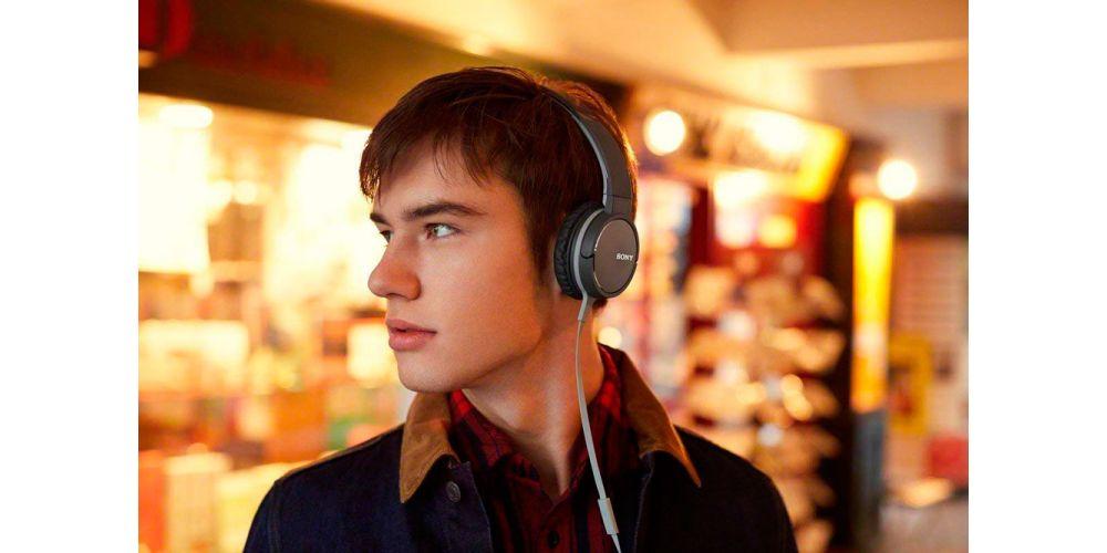auricular sony mdr zx660ap con microfono