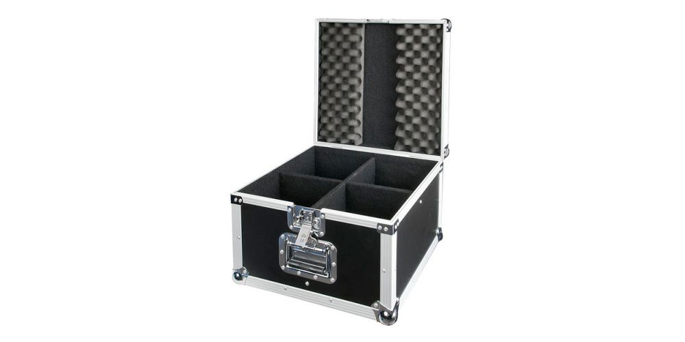 Showtec Case para 4 Focos Par 56 D7594