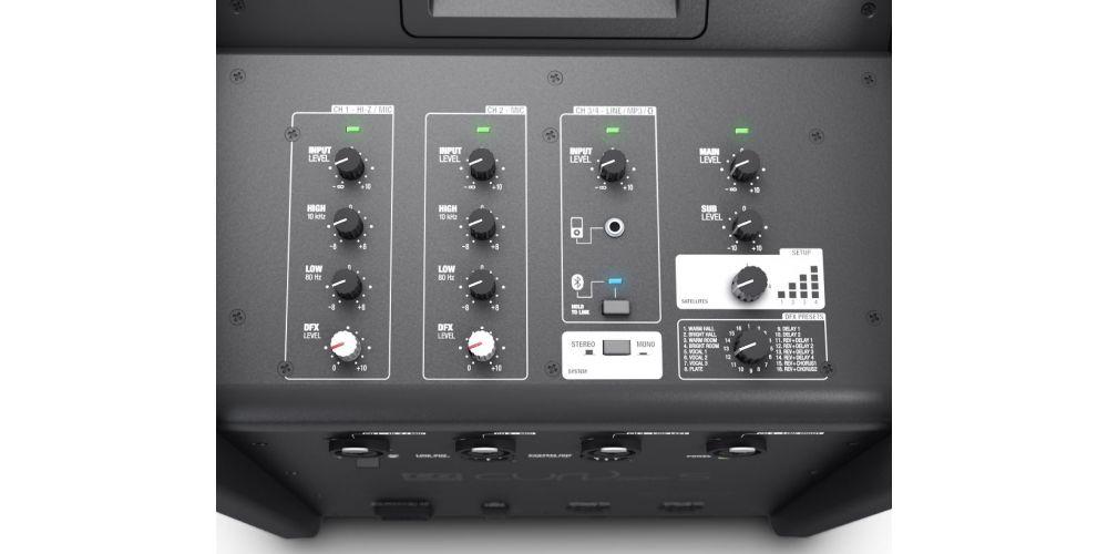 oferta altavoces array LDCURV500PS
