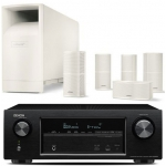 Denon AVR-X1200-AM10 IV Blanco Receptor Home Cinema