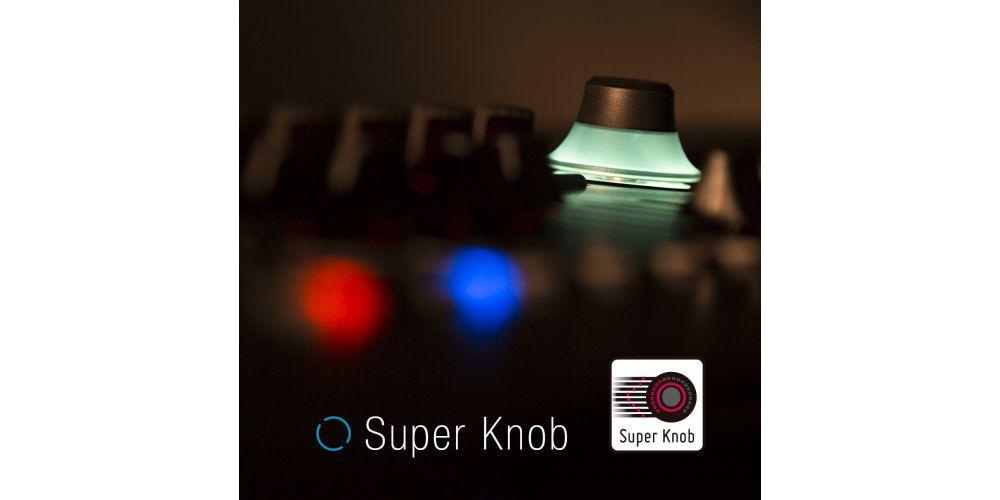 yamaha montage8 Super Knob