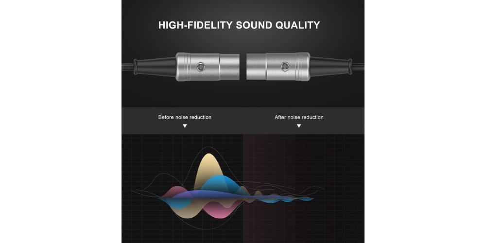 cable midi profesional 1.5 metros negro audibax mh