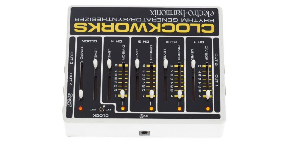 Electro Harmonix Xo Clockworks