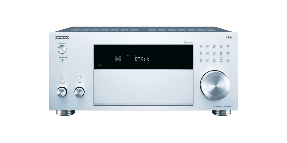 onkyo TX RZ1100 Silver