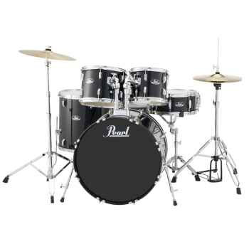 Pearl RoadShow RS525C Jet Black, Set Bateria