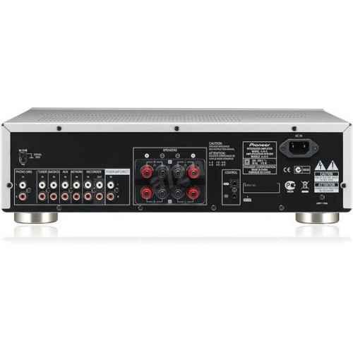 pioneer a30 silver amplificador conexiones