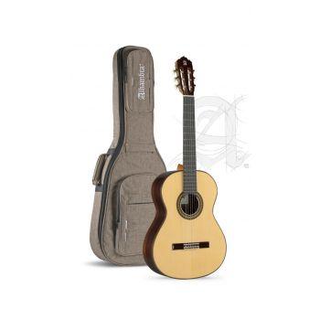 Alhambra 7P A Guitarra Clásica + Funda