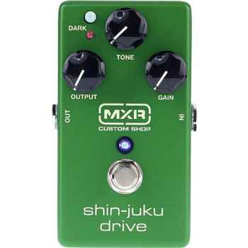MXR CSP035 Pedal FX OVERDRIVE Shin-Juku Pedal Efectos