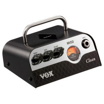 VOX MV50 Clean Mini cabezal de guitarra