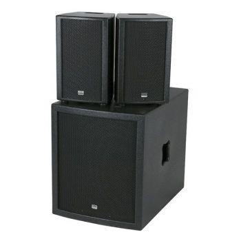 DAP Audio Clubmate II Sistema de Altavoces