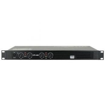 DAP Audio CA-4150 150W Etapa de Potencia con Crossover