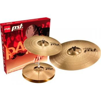 Paiste Set Platos PST5 Rock 14SE/16/20