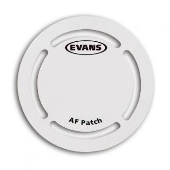 Evans EQPAF1 Parche Refuerzo Bombo Fabricación Aramid Fiber