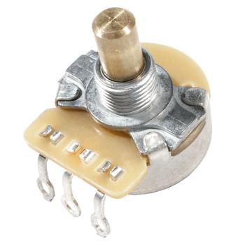 Fender Pure Vintage 1 Potenciometro lineal de eje de 3/8