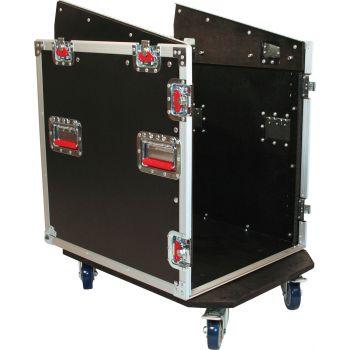 Gator G-TOUR-GRC12X12 Mueble Rack para 12 Unidades Arriba y 12 Unidades Abajo