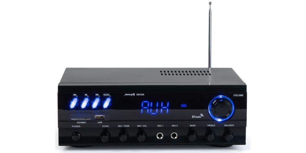 amplificador stereo hifi bluetooth