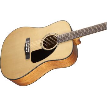 Fender CD-60 V3 Natural. Guitarra Acústica