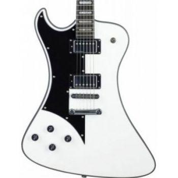 Hagstrom Fantomen Wh Lh Guitarra Eléctrica Para Zurdos