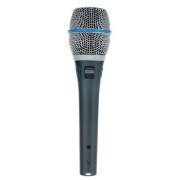 SHURE BETA 87 C Micrófono condensador vocal