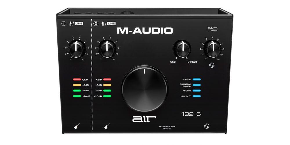 m audio AIR 192 6