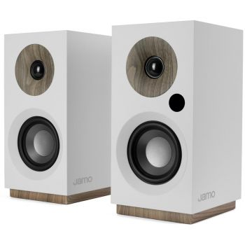 Jamo S801 PM White Altavoces Black Pareja S-801 PM