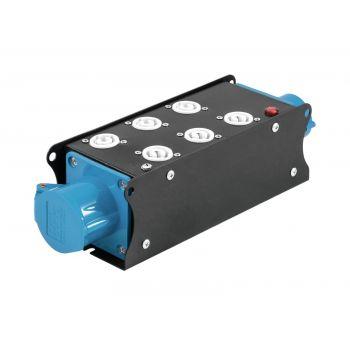 Eurolite SAB-62X Distribuidor de Energía