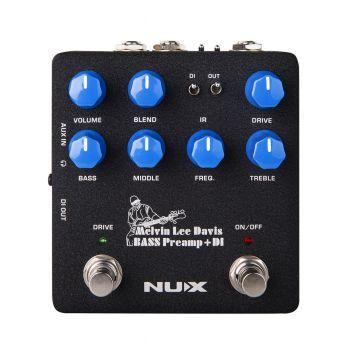 Nux NBP-5 Melvin Lee Davis Bass Preamp