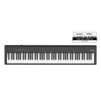 Roland FP30X Bk Piano Digital 88 Teclas Black